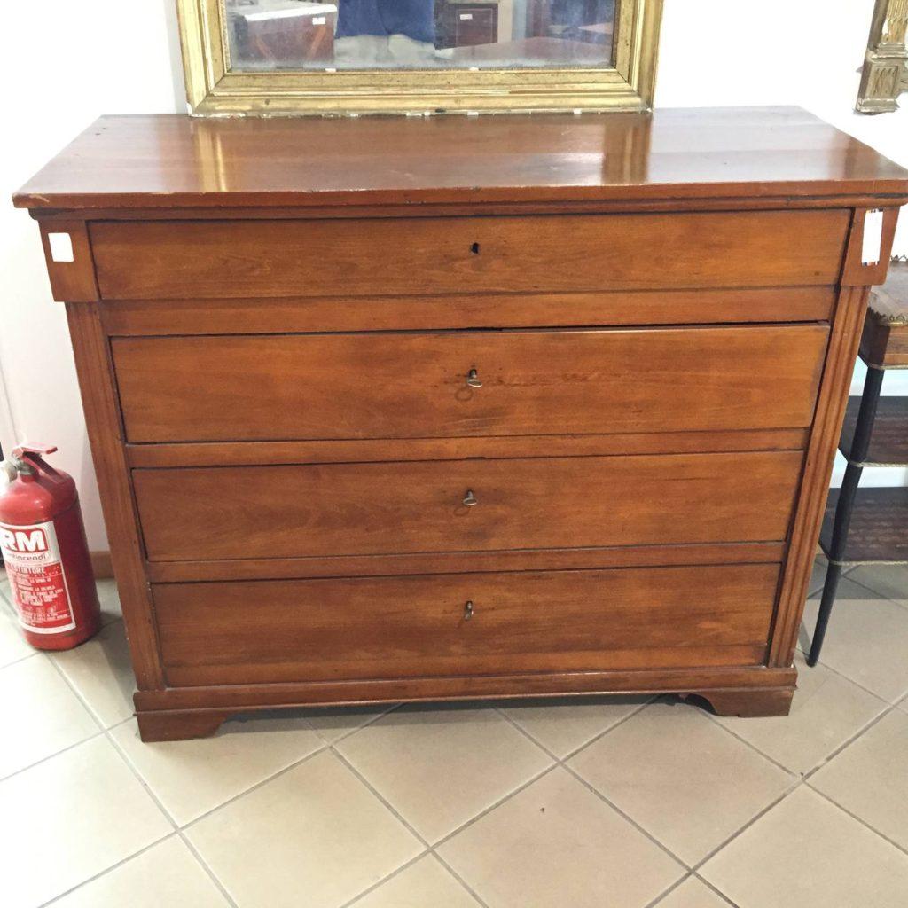 Como 39 della nonna in pioppo 1800 italia centrale - I mobili della nonna ...