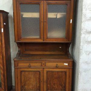 Esposizione e vendita vetrine antiche mobili duchi for Mobili antichi 1800